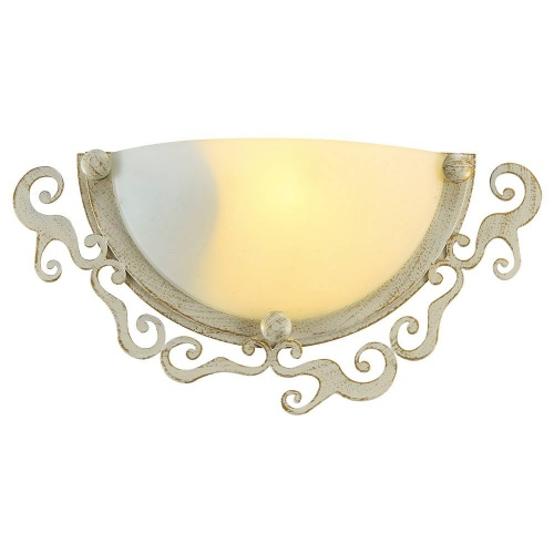 Настенный светильник Arte Lamp Riccioli A1060AP-1WG