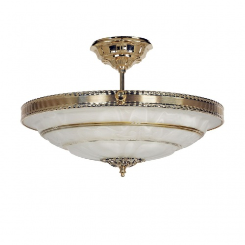Потолочный светильник Lucia Tucci Sesto 2101.3 Gold