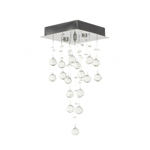 Потолочный светильник Lucia Tucci Grappolo 1800.2 Silver