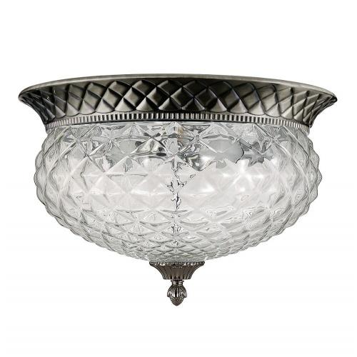 Потолочный светильник Crystal Lux Hola PL4 Antiqe Bronze