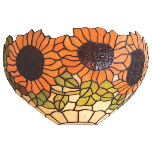 Настенный светильник Arte Lamp Sunflower A1218AP-1BG