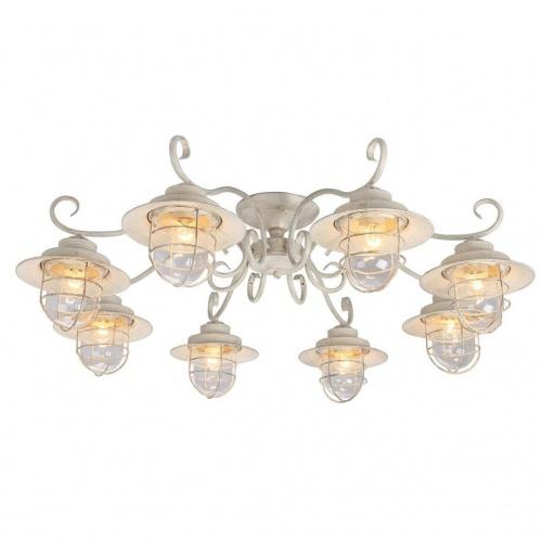 Потолочная люстра Arte Lamp 6 A4579PL-8WG