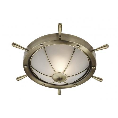 Потолочный светильник Arte Lamp Wheel A5500PL-1AB