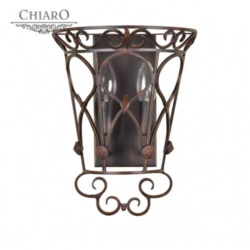 Настенный светильник Chiaro Дионис 388020402