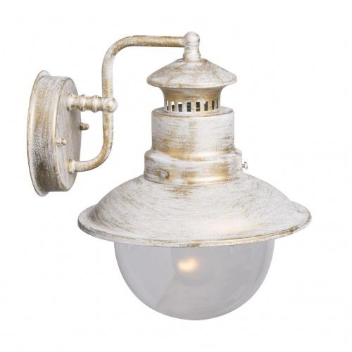 Уличный настенный светильник Arte Lamp Amsterdam A1523AL-1WG