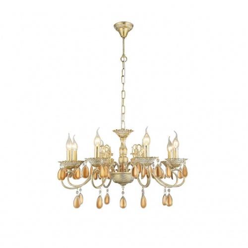 Подвесная люстра Arte Lamp Ciondolo A5676LM-8WG