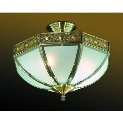 Потолочный светильник Odeon Light Valso 2344/3B
