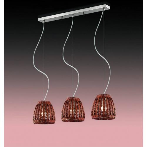 Подвесной светильник Odeon Light Keni 2491/3