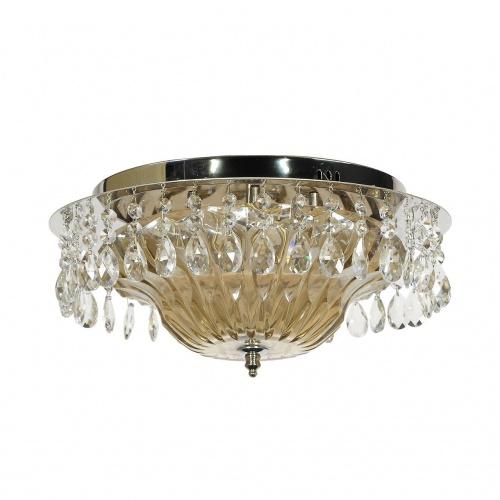 Потолочный светильник Lucia Tucci Eva 1634.8 Silver