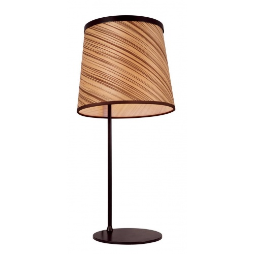 Настольная лампа Favourite Zebrano 1355-1T