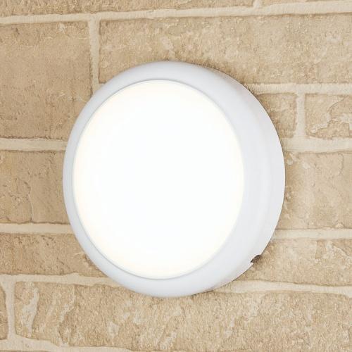 Уличный настенный светодиодный светильник Elektrostandard Imatra 14690389104852