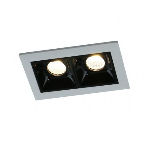 Встраиваемый светодиодный светильник Arte Lamp Grill A3153PL-2BK