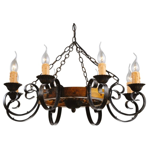 Подвесная люстра Arte Lamp Taverna A9520LM-8BR