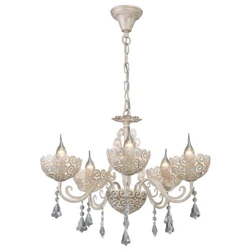 Подвесная люстра Arte Lamp Fleece A4554LM-5WG