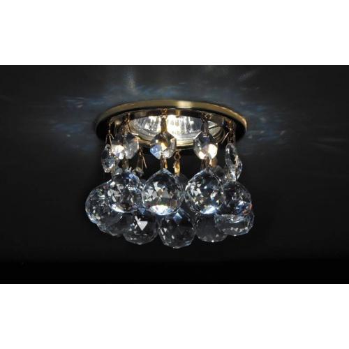 Встраиваемый светильник Donolux DL106/Gold-AsfourC