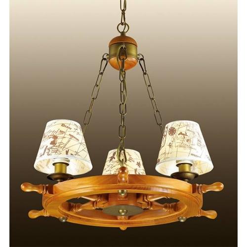 Подвесная люстра Odeon Light Rotar 2769/3