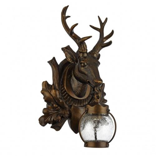 Уличный настенный светильник Favourite Hunt 1849-1W