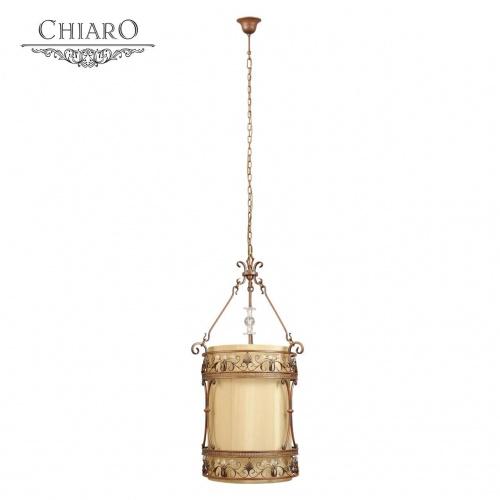 Подвесной светильник Chiaro Магдалина 389011004