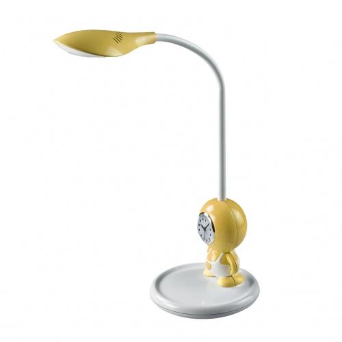 Настольная лампа Horoz Merve желтая 049-009-0005