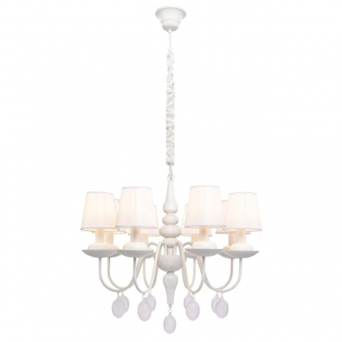 Подвесная люстра Arte Lamp Signora A2510LM-8WH