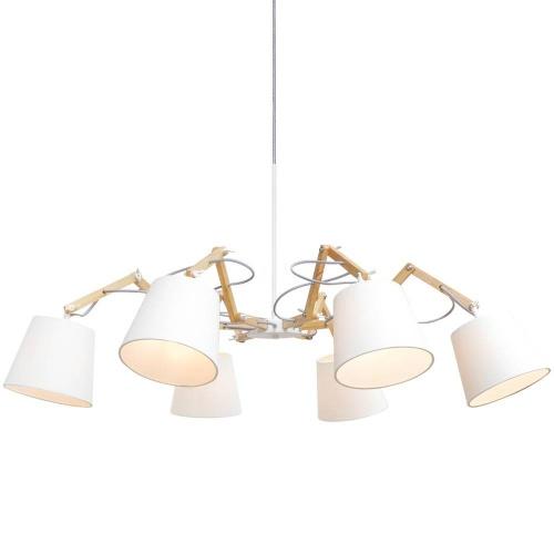 Подвесная люстра Arte Lamp Pinoccio A5703LM-6WH