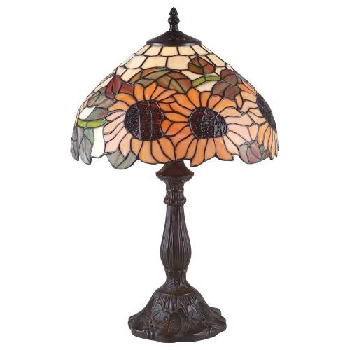 Настольная лампа Arte Lamp Sunflower A1218LT-1BG