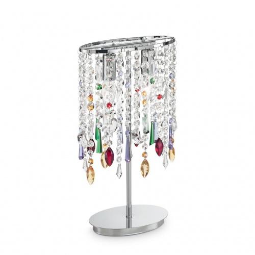 Настольная лампа Ideal Lux Rain Color TL2