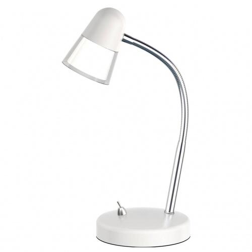 Настольная светодиодная лампа Horoz Buse белая 049-007-0003 (HL013L)
