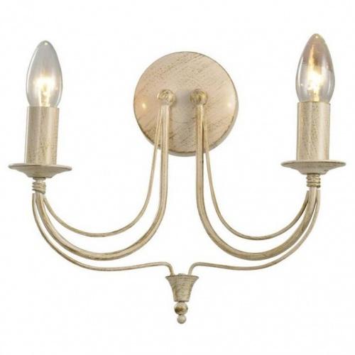 Бра Arte Lamp Mayotte A6301AP-2WG
