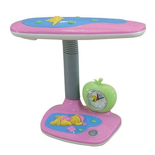 Настольная лампа Horoz розовая 048-006-0011 (HL038)