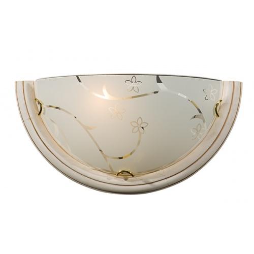 Настенный светильник Sonex Blanketa Gold 002