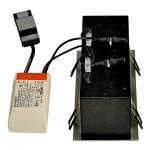 Встраиваемый светодиодный светильник SLV Kadux 3 Led Set 115726