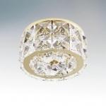 Встраиваемый светильник Lightstar Onda Gr 032802