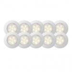 Встраиваемый светодиодный светильник Brilliant Cosa G03094/75