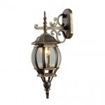 Уличный настенный светильник Arte Lamp Atlanta A1042AL-1BN