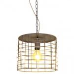Подвесной светильник Lussole Loft Duet LSP-9971
