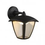 Уличный настенный светодиодный светильник Globo Delio 31826