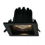 Встраиваемый светодиодный светильник Arte Lamp Privato A7007PL-1BK