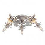 Потолочная люстра Arte Lamp Libellula A8626PL-5WG
