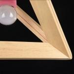 Подвесной светильник Maytoni Pyramide P110-PL-01-PK