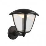 Уличный настенный светодиодный светильник Globo Delio 31825