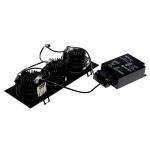 Встраиваемый светодиодный светильник SLV New Tria 3 DL Set 114210