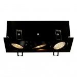 Встраиваемый светодиодный светильник SLV Kadux 3 Led Set 115720