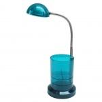 Настольная светодиодная лампа Horoz Berna синяя 049-006-0003 (HL010L)