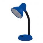 Настольная лампа Horoz синяя 048-009-0060 (HL050)
