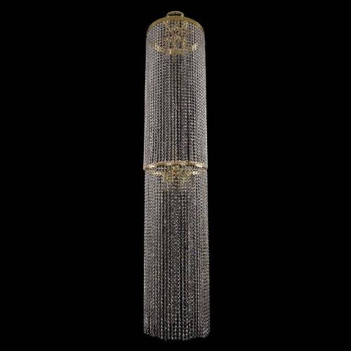 Каскадная люстра Bohemia Ivele 2141/40-200/G