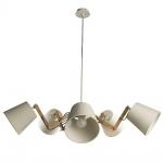 Подвесная люстра Arte Lamp Pinoccio A5700LM-5WH