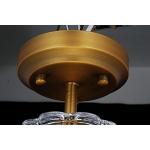Потолочный светильник Arte Lamp Schelenberg A4410PL-1SR