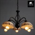 Подвесная люстра Arte Lamp Rustica A6884LM-5BR