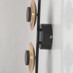 Настенно-потолочный светодиодный светильник De Markt Галатея 12 452024804